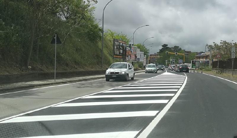Giovedì 10 le strade interessate dal passaggio del Giro d'Italia chiuse al traffico dalle 9 alle 16