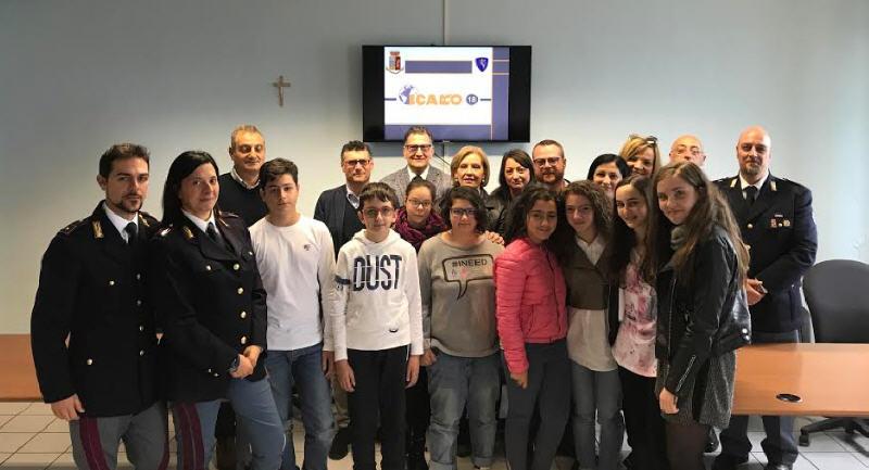 """Polizia Stradale di Enna: presentato ieri la XVIII° edizione del progetto """"ICARO"""""""