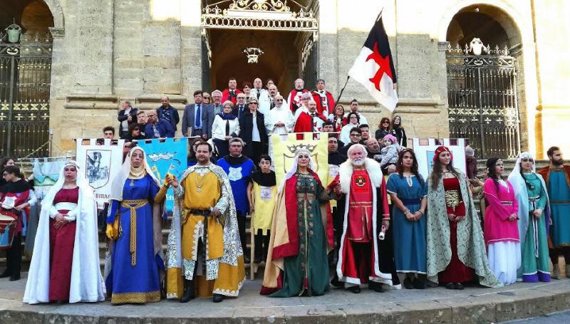 Enna – Settimana federiciana 2018  Domani Festa dell'Europa e premio Fontanazza