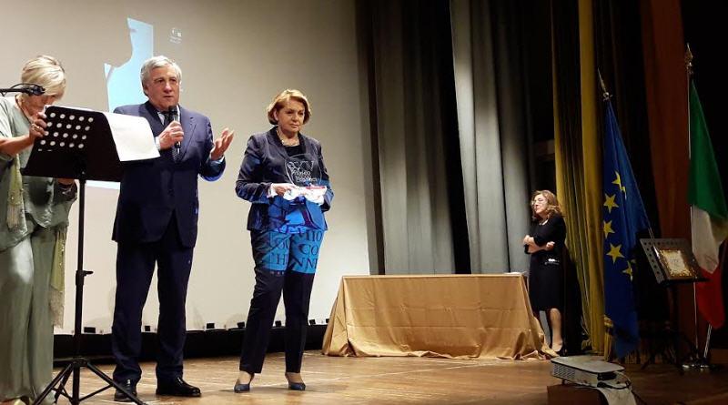 Piazza Armerina, Premio Rocco Chinnici – Premiato il Presidente del Parlamento europeo Tajani