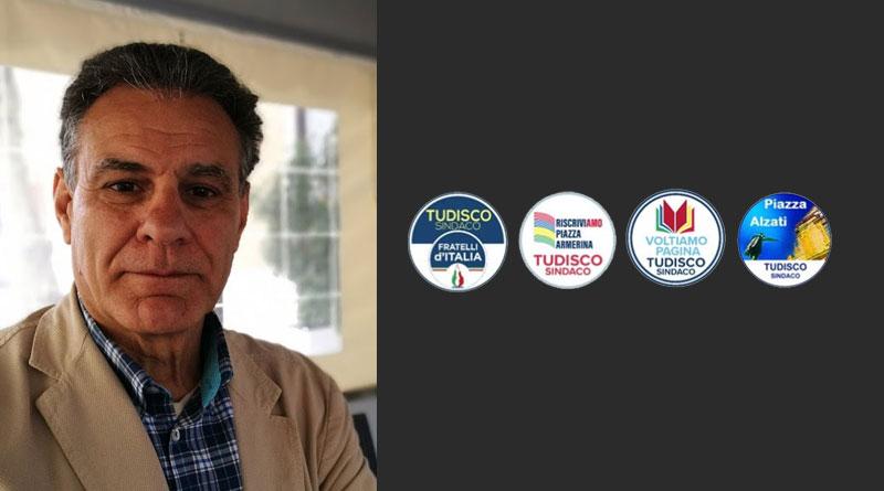 Piazza Armerina, Elezioni comunali – Intervista al Candidato Fabrizio Tudisco [video]