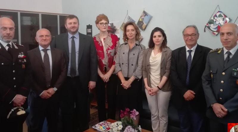 Ricevuta dal Prefetto l'ambasciatrice della Bosnia Erzegovina presso la Santa Sede