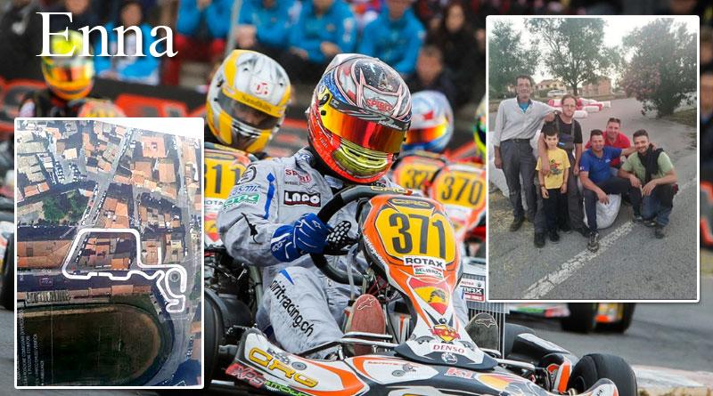 Circuito cittadino Kartistico: oltre 60 equipaggi per la prima edizione della Cronogara Città di Enna