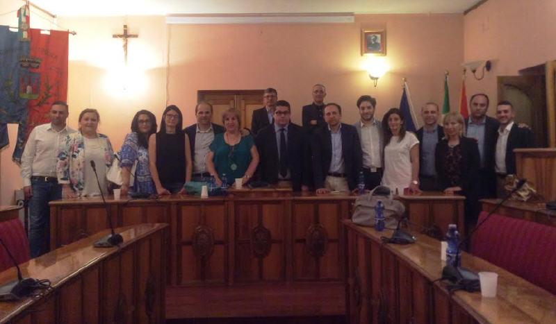 Troina – Si è insediato il consiglio comunale della nuova legislatura. Gaetano Monastra eletto presidente