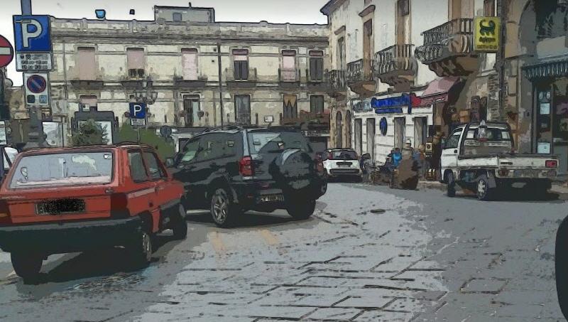 """Piazza Armerina – Questa sera l'inaugurazione della """"nuova"""" piazza Garibaldi"""