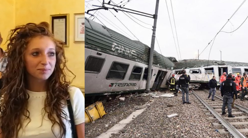 Piazza Armerina, il sindaco Cammarata incontra Chiara Vela, la piazzese sopravvissuta al deragliamento del treno Cremona- Milano [VIDEO]