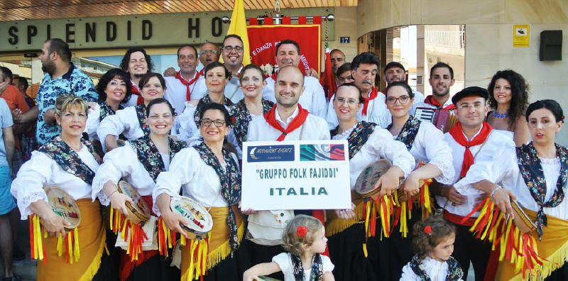"I Fajiddi nella tappa ennese del ""Sicily Beer Fest"""