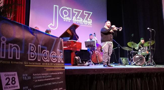Una grande festa di Jazz a Piazza Armerina