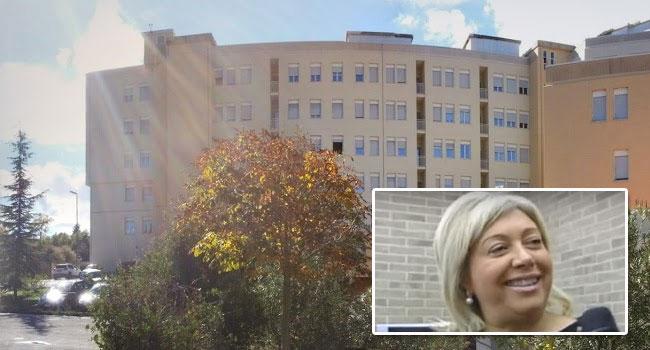 """Ospedale Chiello – L'On. Luisa Lantieri: """"Seguo da giorni la vicenda degli ascensori. Adesso è necessario individuare eventuali responsabili"""""""