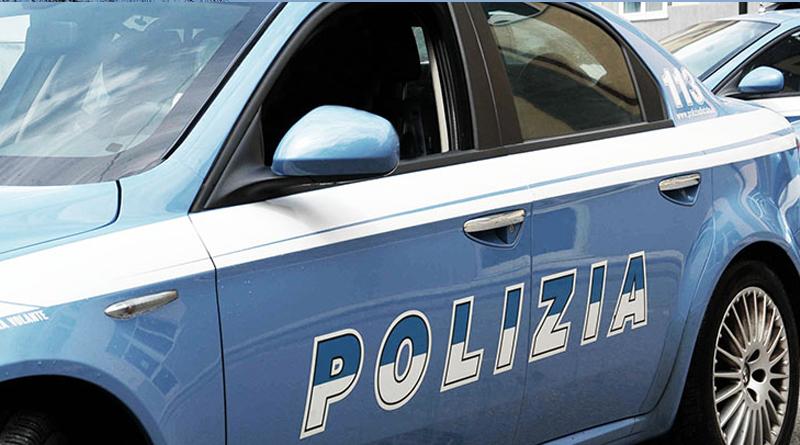 Nicolsia – Agenti della Polizia di Stato salvano una coppia di anziani dalle fiamme di un incendio