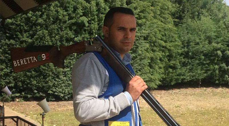 Sport, Tiro a Volo. Il piazzese Giuseppe Spallina medaglia d'argento al campionato regionale.