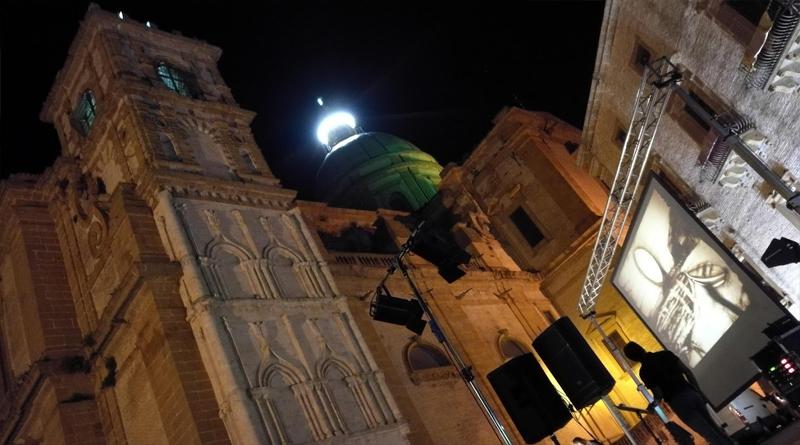 Piazza Armerina – Grande successo per Stefania Bruno: arte, spettacolo e cultura in piazza Cattedrale