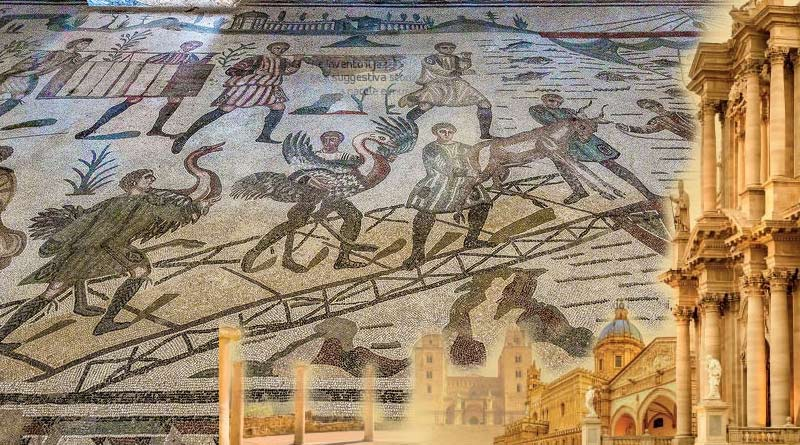 Siti Unesco: la Sicilia ospita il progetto che mette in rete 5 regioni del Sud Italia. Coinvolta anche Piazza Armerina