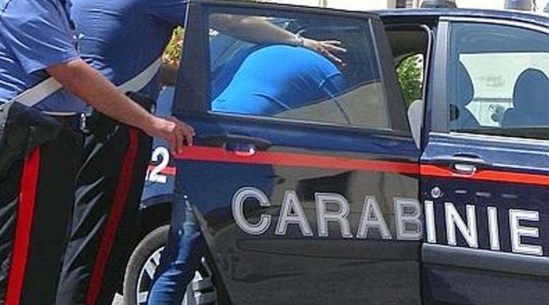 Valguarnera – Spacciatore condannato in via definitiva arrestato dai carabinieri. Sconterà la pena ai domiciliari