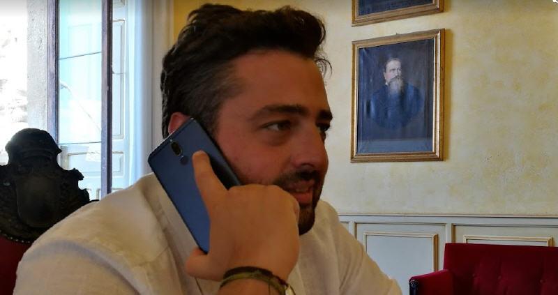 Il neo sindaco Nino Cammarata:  8 cittadini su 10 soddisfatti del suo operato.