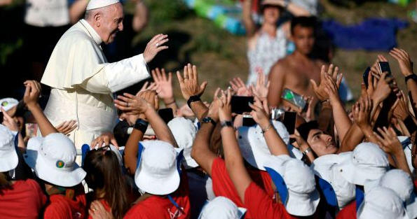 Festa dei giovani a Piazza Armerina aspettando Papa Francesco