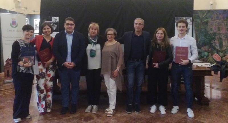 Consegnati i premi a 4 studenti che hanno elaborato una tesi di laurea su Troina