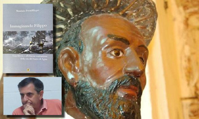 """Sabato 29 al Circolo di Cultura presentazione del libro di Maurizio Prestifilippo """"Immaginando Filippo"""""""