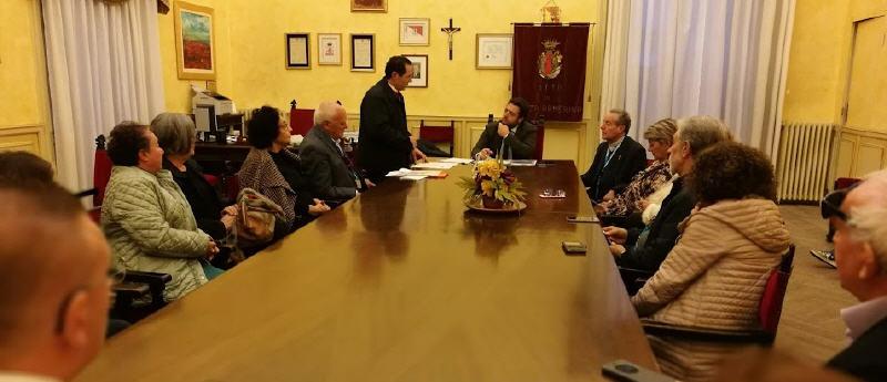 Piazza Armerina – Molto utile il confronto tra Osservatorio Cittadino e Sindaco Cammarata