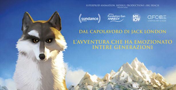 """Al cine-teatro Garibaldi di Piazza Armerina fino al 30 """"Zanna Bianca"""""""