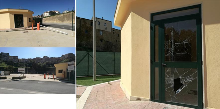 Piazza Armerina – Ancora vandalizzata l'area camper