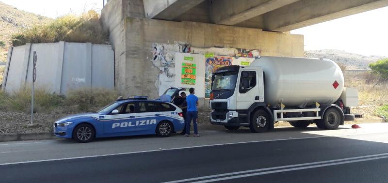 Polizia di Stato: controlli sui trasporti di merci pericolose