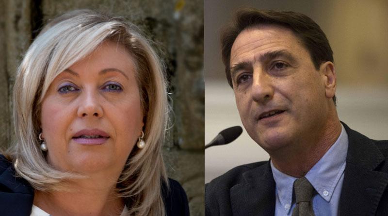 "L'On. Luisa Lantieri: ""Massima solidarietà a Claudio Fava""."