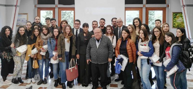 Troina, cerimonia inaugurale per l'anno accademico in terapia occupazionale
