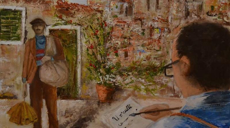 Piazza Armerina – Concorso di pittura dedicato a Gioacchino Fonti al centro espositivo Triskelion
