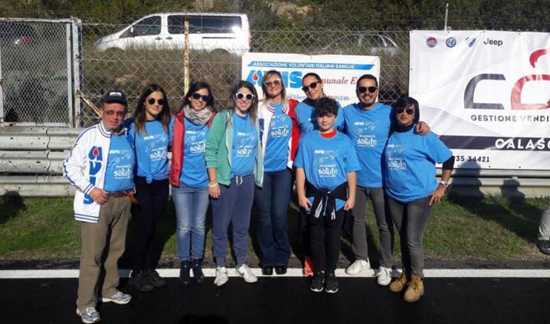 Alla ottava mezza maratona città di Enna premiati anche i donatori Avis