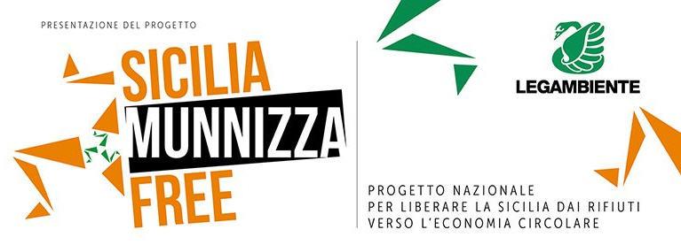 Il progetto nazionale Legambiente Sicilia Munnizza Free domani 13 novembre a Enna.