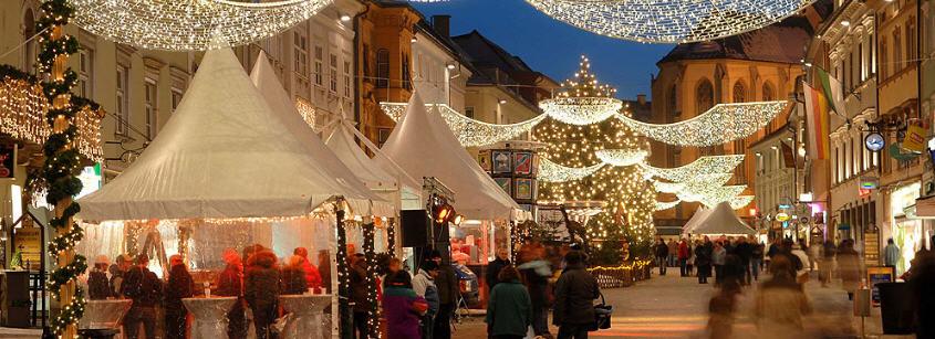 A Enna i mercatini di Natale organizzati dalla  CNA