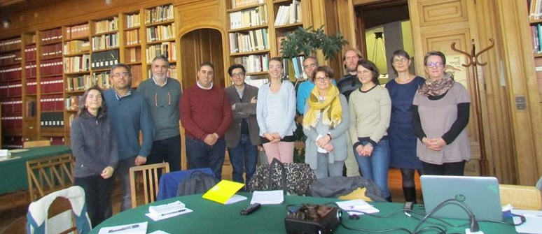 Enna, Pergusa laboratorio sui cambiamenti climatici – 1° Meeting di Parigi