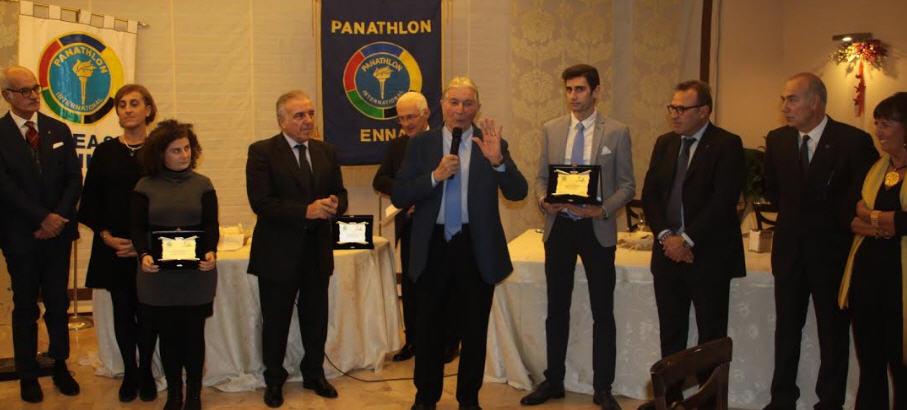 Enna – Premi far play Panathlon area 9