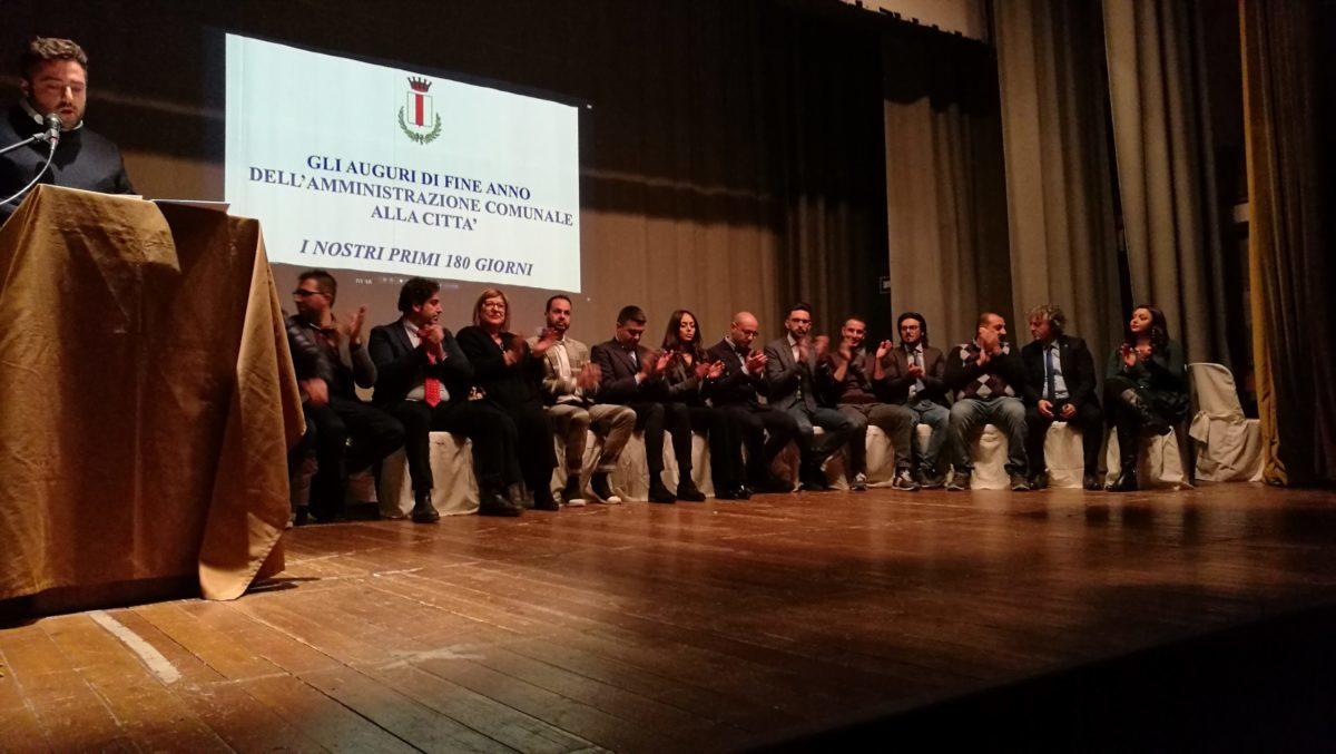 I primi 180 giorni dell'amministrazione Cammarata