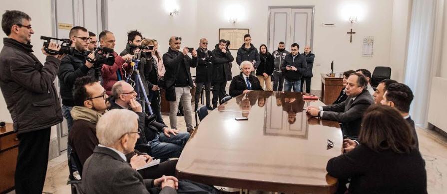 """Caltagirone – Il bilancio 2018 del sindaco Ioppolo: """"L'anno della svolta, nel 2019 altri importanti traguardi"""""""