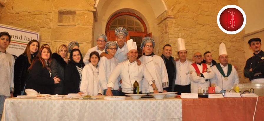 Agira, pieno successo per l'open day, lo show cooking e il convegno organizzati da Eris e Ristoworld Italy
