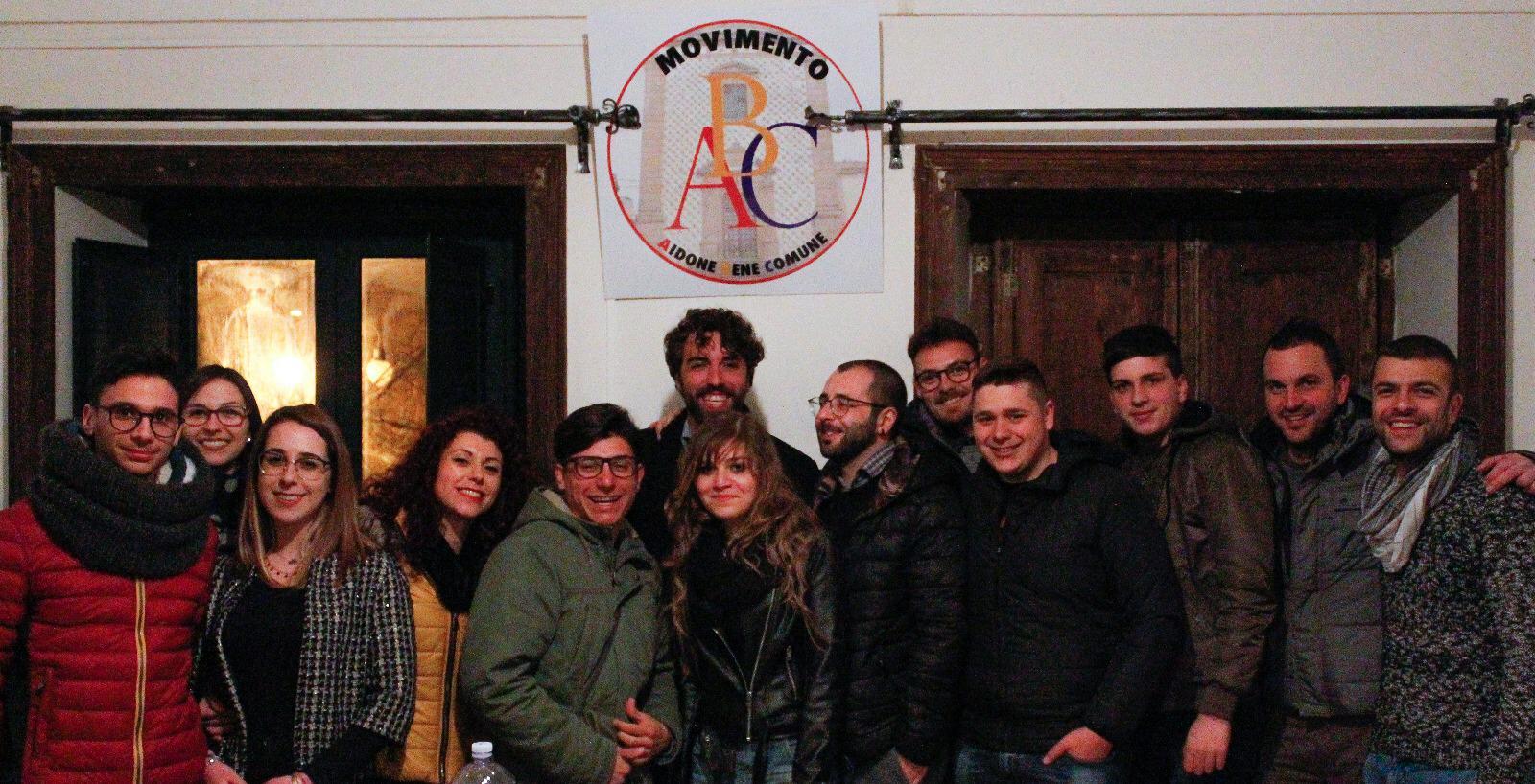 Elezioni Aidone – Il centro Sicilia vede la nascita di un nuovo Movimento politico: Aidone Bene Comune