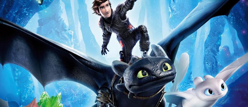 """Piazza Armerina – Al cine-teatro Garibaldi """"Dragon Trainer – Il mondo nascosto"""""""