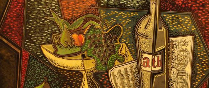 Nove importanti dipinti per il museo d'arte contemporanea di Troina