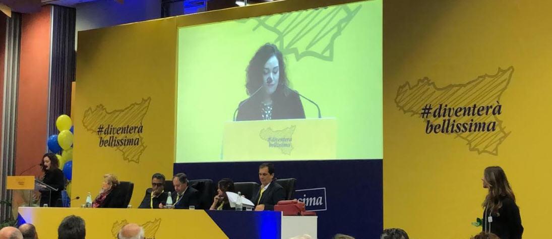 Celebrato a Catania il secondo congresso regionale del movimento Diventerà Bellissima