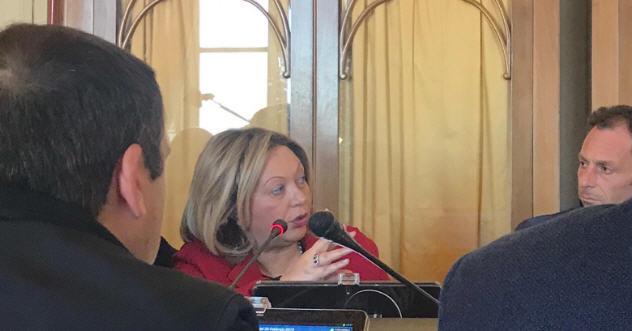 """L'On . Luisa Lantieri: """"la condotta agraria resta a Piazza Armerina. Già pronto il decreto"""""""