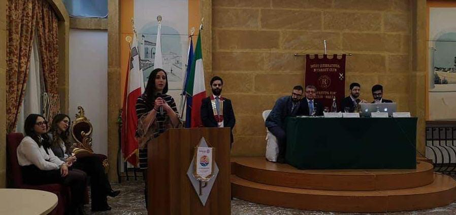 A Piazza Armerina la III Assemblea Distrettuale del Distretto Rotaract 2110 Sicilia-Malta