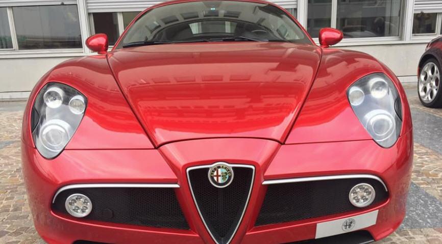 Piazza Armerina – Domenica 7 aprile in piazza Cattedrale il diciottesimo raduno Alfa Romeo