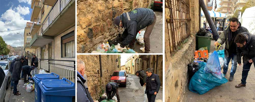 Piazza Armerina – Contro l'abbandono della spazzatura nelle strade multe e telecamere servono ma non bastano