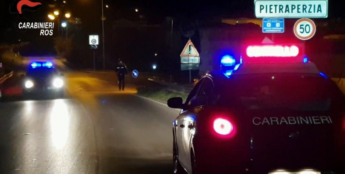 Pietraperzia – Operazione dei carabinieri contro Cosa nostra.