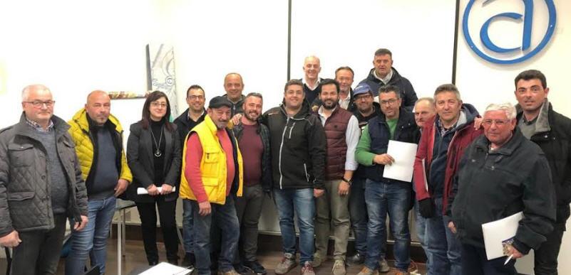 Salvatore Menzo presidente provinciale della categoria costruzioni-edilizia di Confartigianato enna