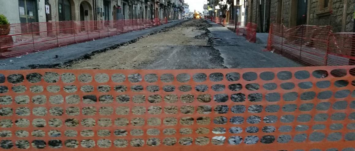 Piazza Armerina – 40mila euro per la manutenzione delle strade