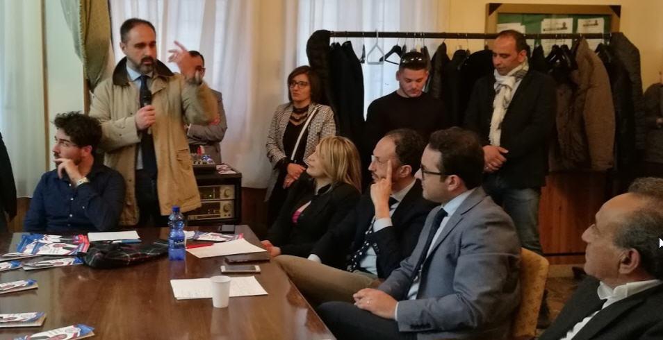 """Aidone: l' Udc sostiene la lista """"Progetto Aidone – Chiarenza sindaco"""""""