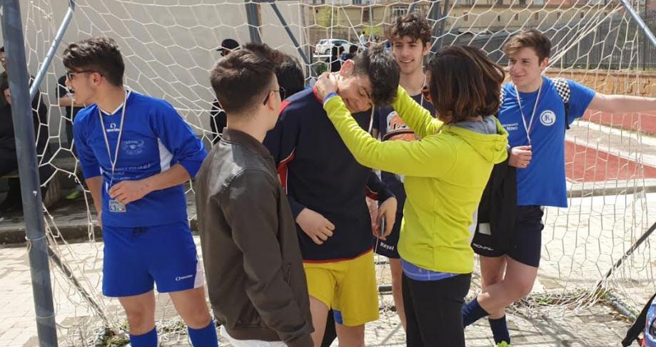 Festa dello Sport presso l'IIS Leonardo da Vinci di Piazza Armerina